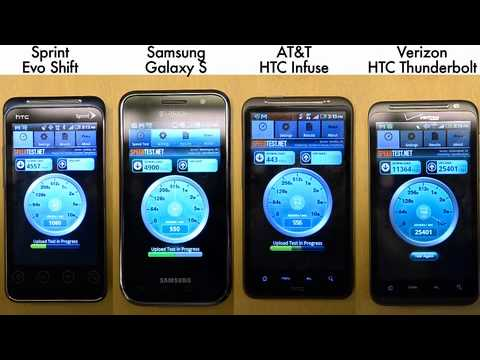 Faster Forward: 4G Phones