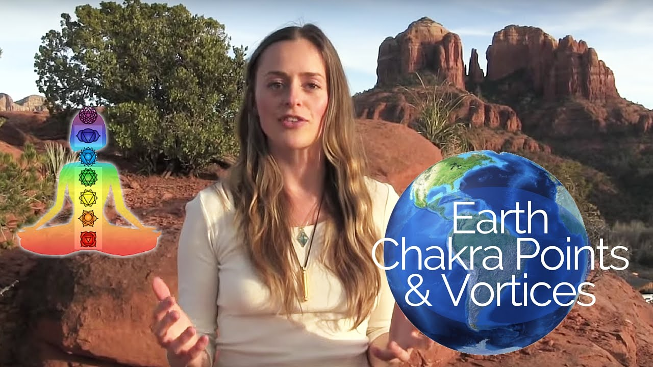 Earth Chakra Points and Vortices | Harmonious Earth