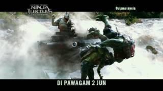 teenage mutant ninja turtles 2 hold on l in cinemas 2 june