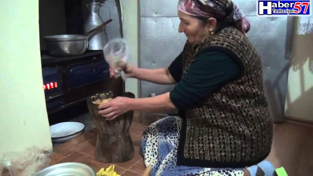 Şipsi Çerkez Yemeği Videosu