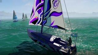 Watchdogs 2: The Sailing Simulator :)