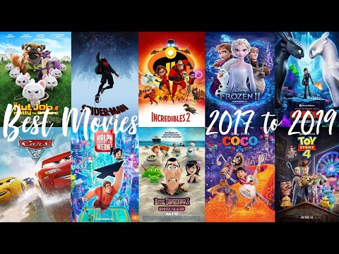 My Top 10 Best Animation Movies 2017-2019