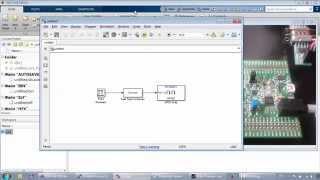 STM32F4-Discovery: программирование с использованием Simulink и Embedded Coder