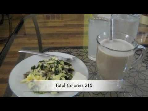 South Beach Diet Phase 1 - Day 2