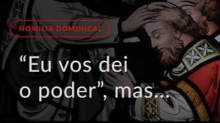 """Download """"Eu vos dei o poder"""", mas... (Homilia Dominical.460: 14.º Domingo do Tempo Comum)"""