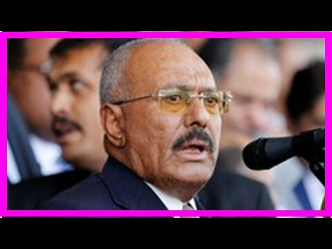 Hot News - Strongman ousted ali abdullah saleh was killed after switching sides in the war in Yemen