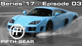 Fifth Gear: Series 17 Episode 3