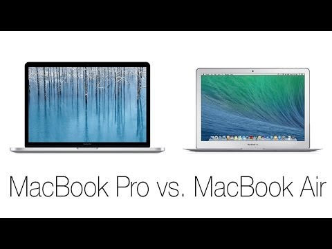 Что выбрать: MacBook Pro или MacBook Air? Совет от Alex Gech