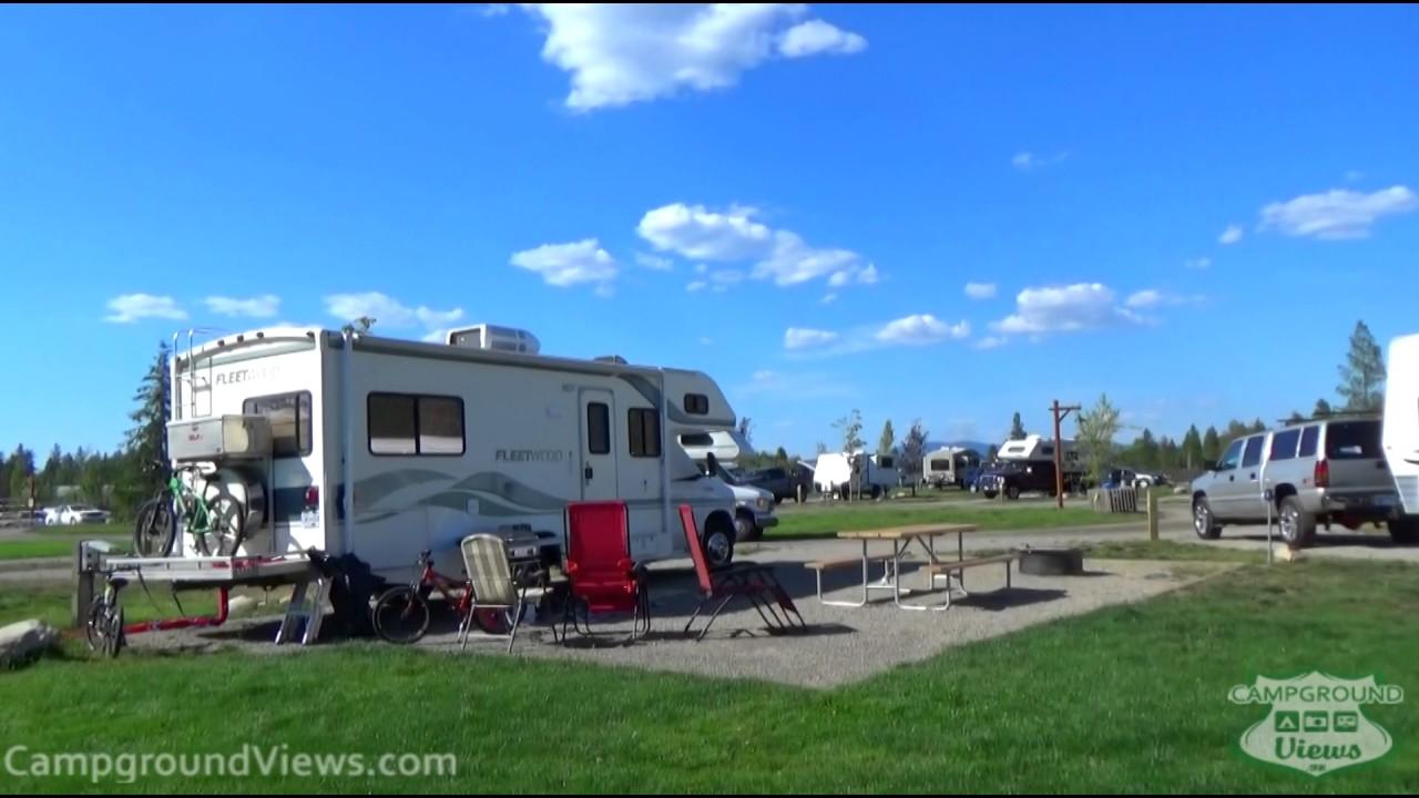 Silverwood RV Park Athol Idaho