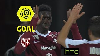 Video Gol Pertandingan FC Metz vs Toulouse