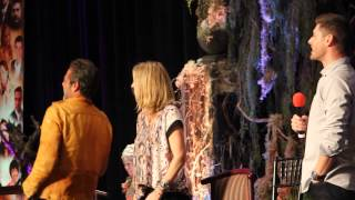 VegasCon 2015 - J2, Sam crash Jeff's Panel (pt 1)