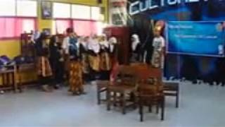 drama tari roro jongrang part 2sman 3 pekalongan