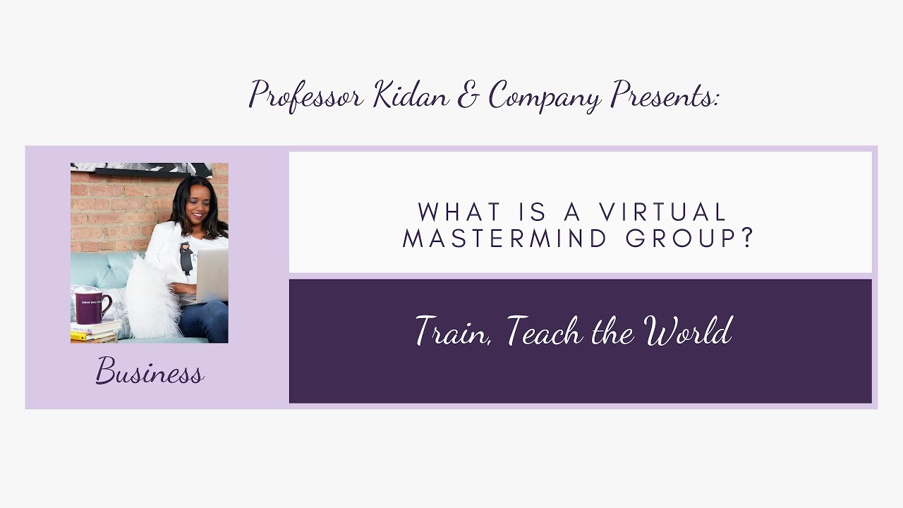What is the Virtual Mastermind Group?