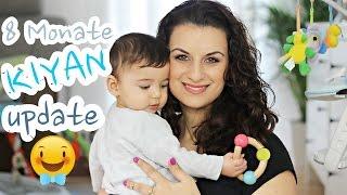 Kiyan update | 8 Monate | Schlafverhalten, essen, spielen | Filizzz