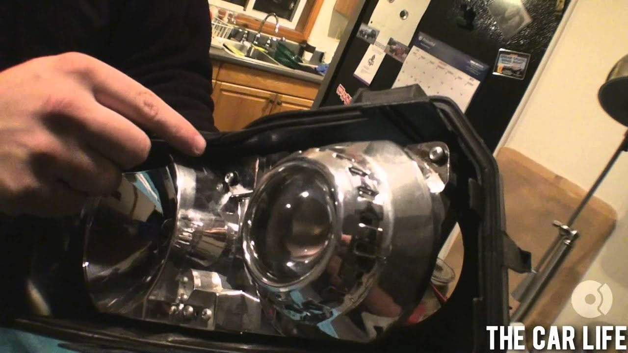 Bmw Angel Eye Headlight Dde Installation E39 Fcp Euro Projecte39 Youtube