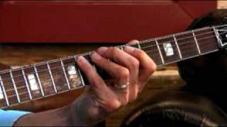 Larry Carlton - 335 Improv - The Diminished Scale - Blues Guitar Lessons