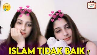 SEMOGA GADIS TURKI INI MENDAPATKAN HIDAYAH - OME TV INTERNASIONAL