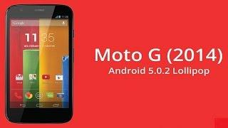 Motorola Moto G 2014 2ªGen Lollipop 5.0.2 abril 2015 Rom Stock OFICIAL instalacion tutorial #7