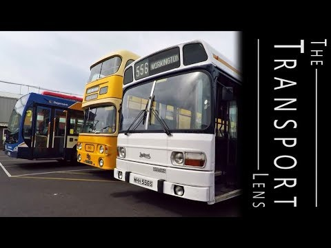 Carlisle Open Day and Bus Rally - Stagecoach Willowholme Depot - May 2017