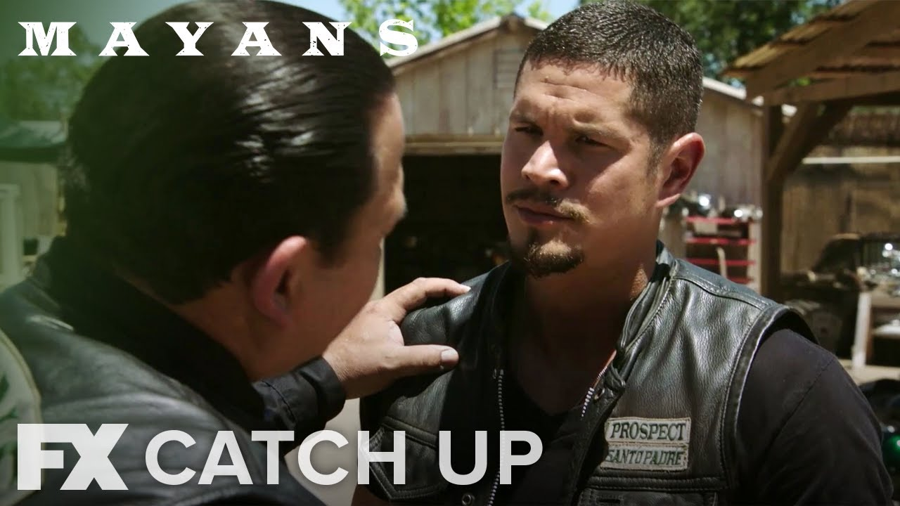 Download Mayans M.C.   EZ Reyes – from Prospect to Patch - Season 1-2 Catch Up   FX