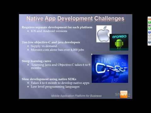 How to Select Between Hybrid vs. Native Apps