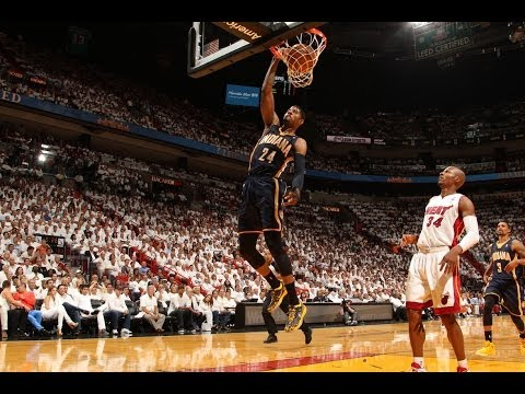 Paul George Top 10 Plays of the 2013-2014 Season