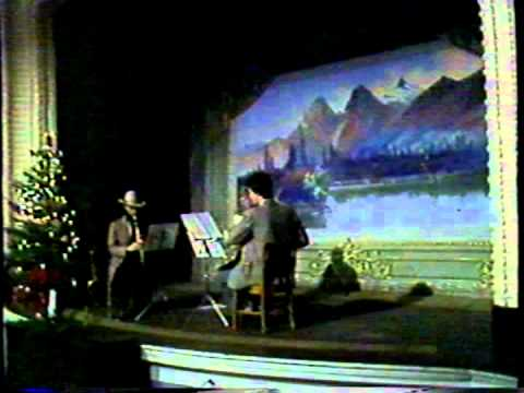 Elgin City Hall Opera House 75th Anniversary