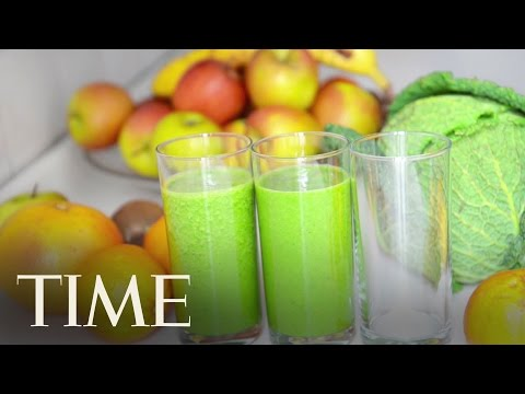 Should I Drink Smoothies?   TIME