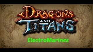 Dragons and Titans gameplay (PC HD)
