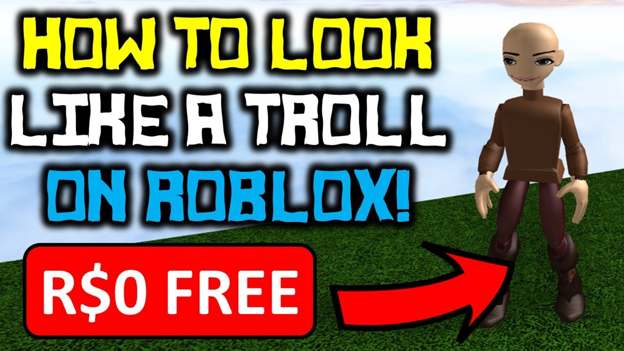 Roblox Troller Outfits