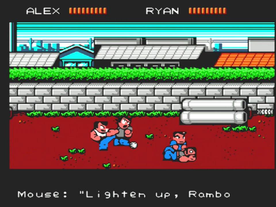 river city ransom co-op