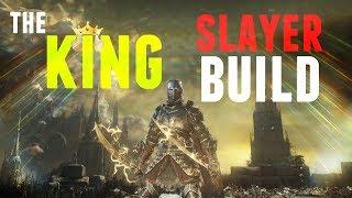 Dark Souls 3 - The King Slayer Build - Power To Kill Royalty!