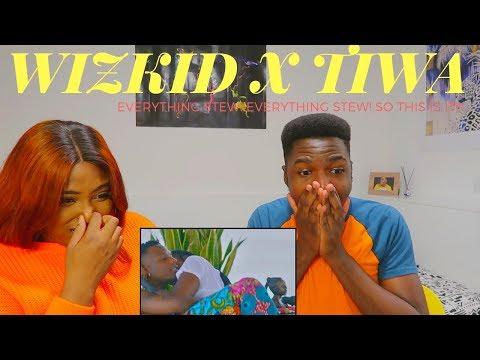 Wizkid – Fever (Official Video) Reaction!!
