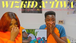 Wizkid - Fever (Official Video) Reaction!!<