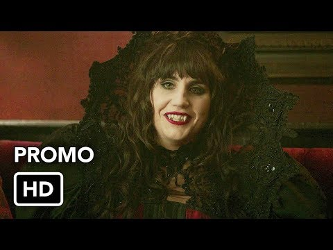 "What We Do In The Shadows (FX) ""History"" Promo HD - Vampire Comedy Series"
