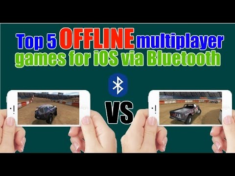 Top 5 offline multiplayer games for iOS via BLUETOOTH LOCAL 2016 (Part 1)