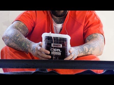 Video: Ariz  jail offers tablets to inmates as part of new
