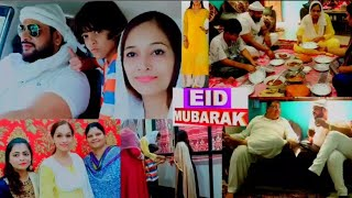 Eid vlog 2020/Meet My In Laws/Eid Celebration with In Laws family/Bachche k Bina Our Eid 😔