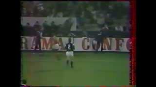 Bordeaux 1 - 0 Benfica    (05-11-1986)   Coupe des Coupes