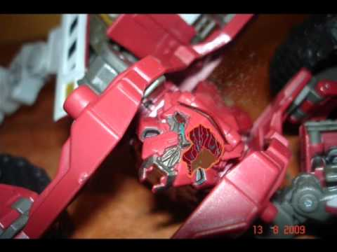 transformers 2 stop motion (parte 1/11)