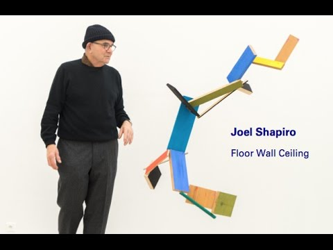 Joel Shapiro | Floor Wall Ceiling