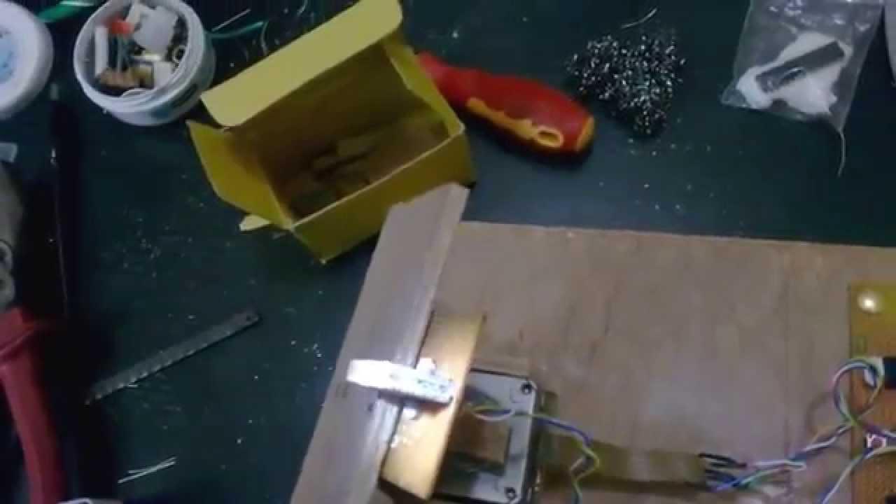Arduino based solar tracker using stepper motor youtube