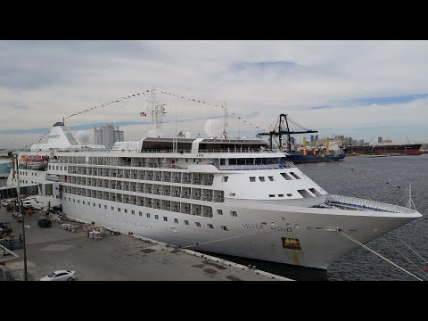 Silversea Cruises Silver Wind Full Tour in 1080p