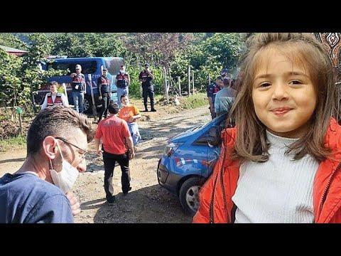 Giresun'un Bulancak ilçesinde kaybolan 7 yaşındaki İkra Nur Tirsi'nin cansız bedenine ulaşıldı.