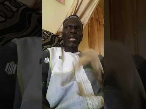 Pape laye ndiaye mou coumba lamba ndoye le garedienen du tampel lebou rufis