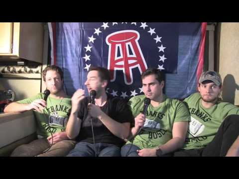 The Barstool Casting Couch Featuring Fox Sports' Clay Travis