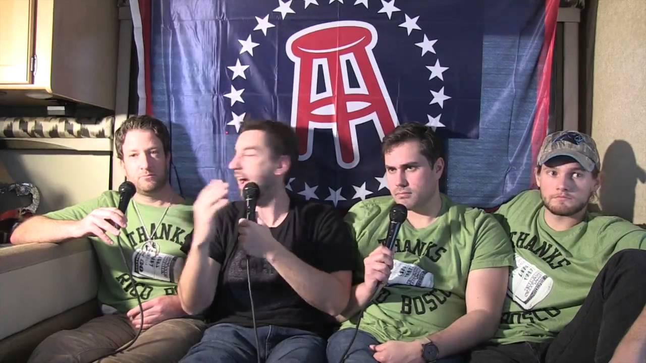 The Barstool Casting Couch Featuring Fox Sports Clay  : maxresdefault from www.youtube.com size 1280 x 720 jpeg 102kB