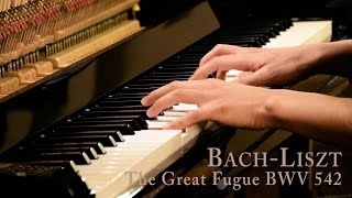 Download Bach-Liszt – The Great Fugue in G minor BWV 542 MP3 song and Music Video