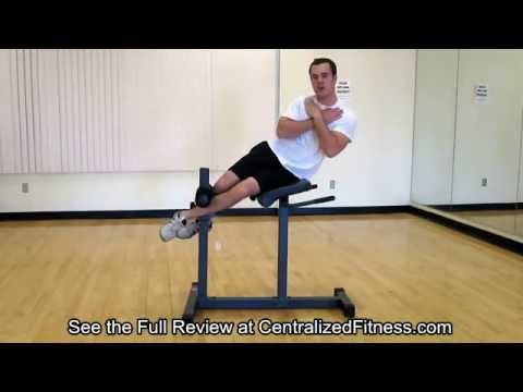 Apex Roman Chair Hyperextension Bench REAL Review