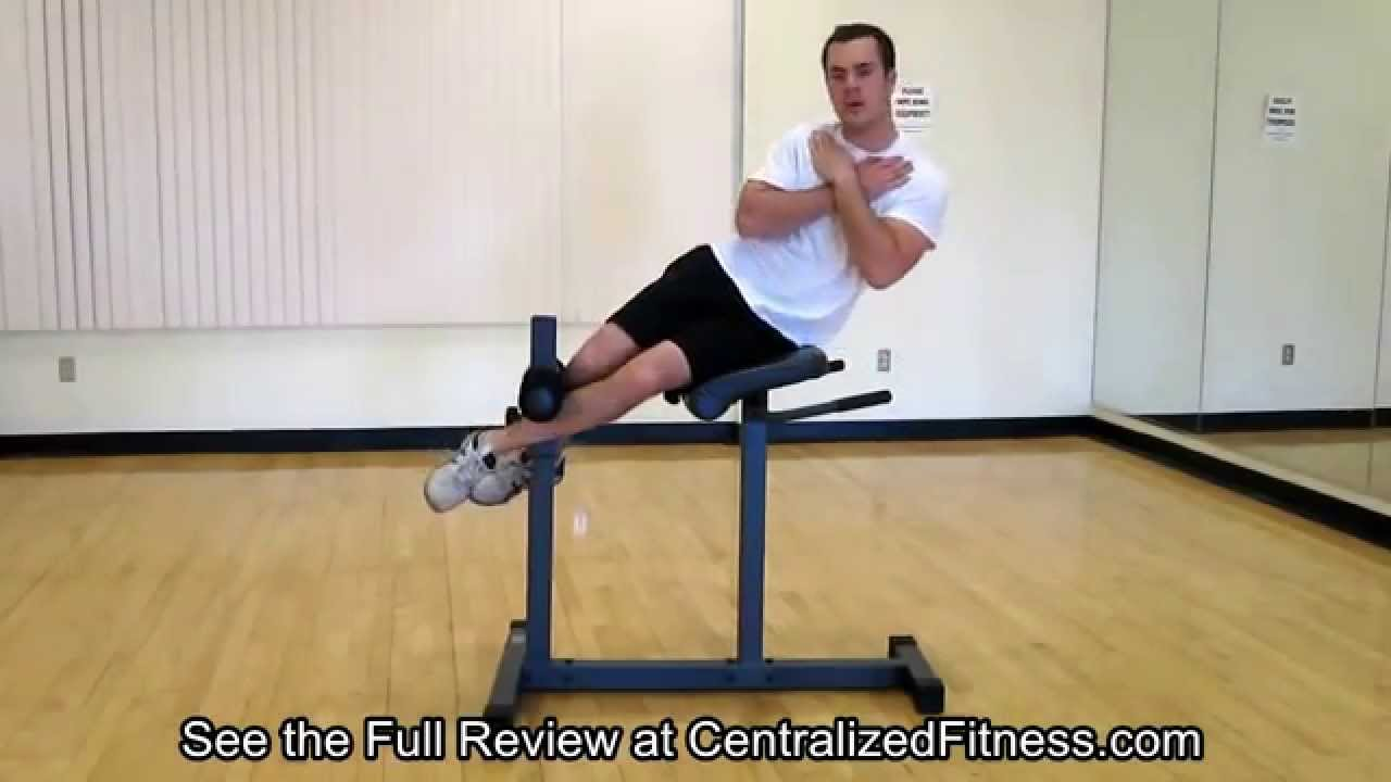 Apex Roman Chair Hyperextension Bench Real Review Youtube